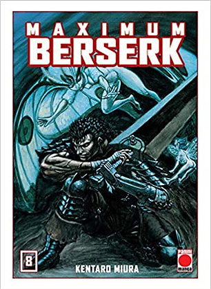 BERSERK MAXIMUM TOMO 8