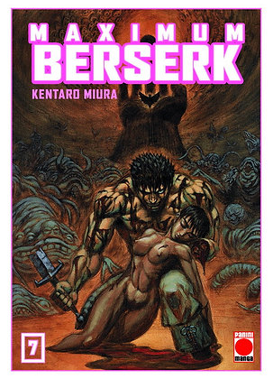 BERSERK MAXIMUM TOMO 7