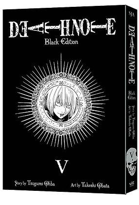 DEATH NOTE BLACK EDITION 5