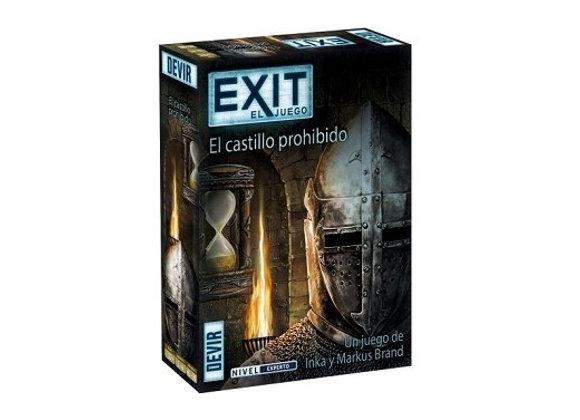 EXIT 4: EL CASTILLO PROHIBIDO
