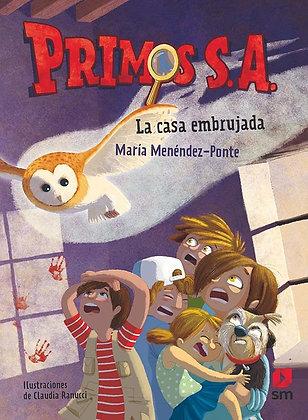 PRIMOS S.A. Nº1: EL MISTERIO DE LA CASA EMBRUJADA