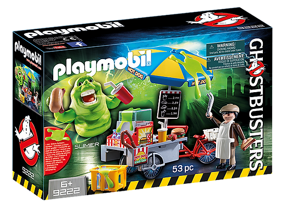 PLAYMOBIL GHOSTBUSTERS 9222