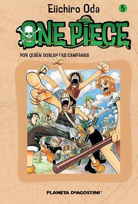 ONE PIECE VOLUMEN 5