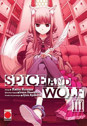 SPICE AND WOLF VOLUMEN 3