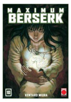 BERSERK MAXIMUM TOMO 10