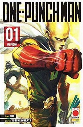 ONE PUNCH-MAN VOLUMEN 1