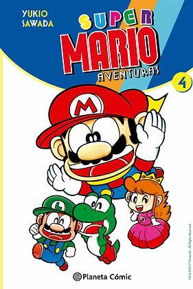 SUPER MARIO VOLUMEN 4