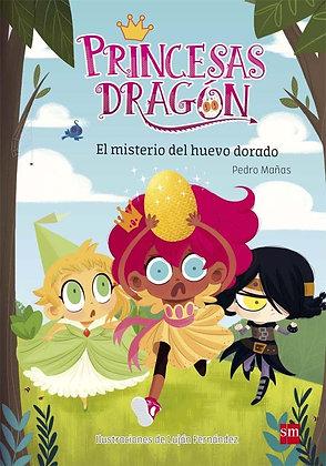PRINCESAS DRAGON 1: EL MISTERIO DEL HUEVO DORADO.