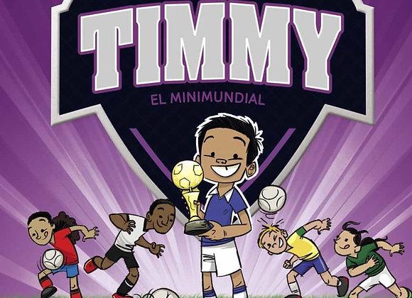 MINI TIMMY 4: EL MINIMUNDIAL