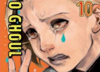 TOKYO GHOUL VOLUMEN 10
