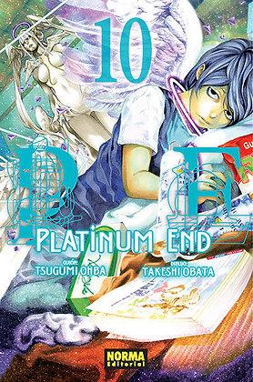 PLATINUM END VOLUMEN 10