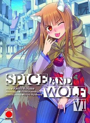 SPICE AND WOLF VOLUMEN 6