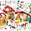 Thumbnail: PLAYMOBIL GRANJA DE CABALLOS 6929