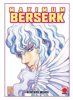 BERSERK MAXIMUM TOMO 17