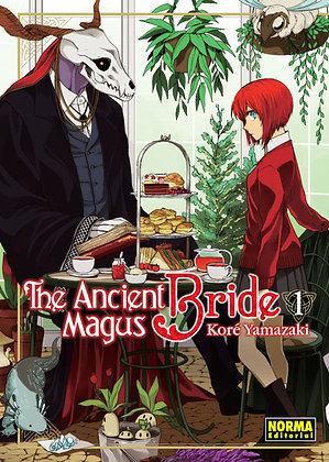 THE ANCIENT MAGUS BRIDE VOLUMEN 1