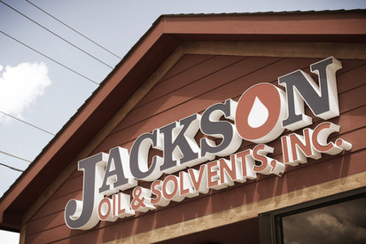Jackson Oil & Solvents Sales Office