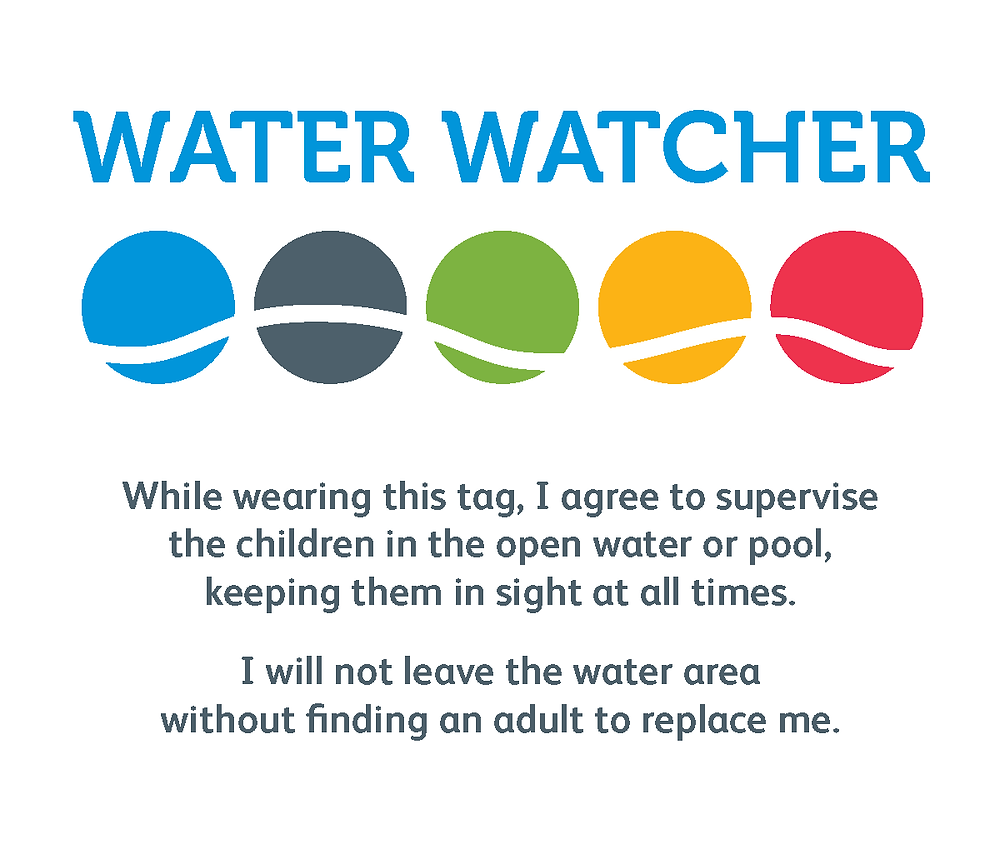 water watcher badge
