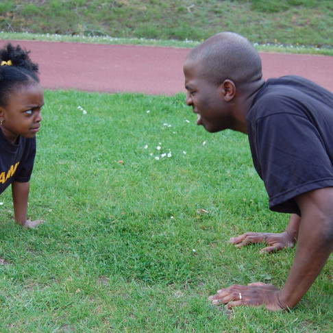 Ways to Stay Active with Kids at Home