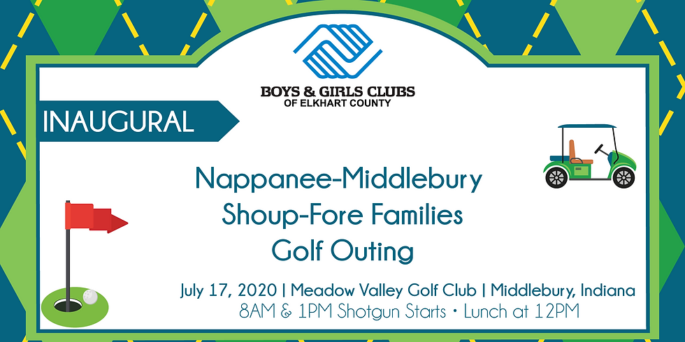 Nappanee-Middlebury Shoup-Fore Families Golf Outing
