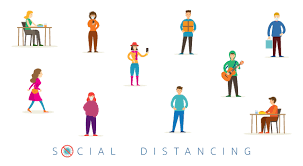 Social Distance: The Game