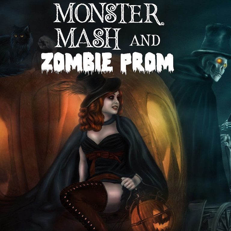 Monster Mash and Zombie Prom