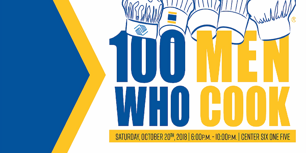 100 Men Who Cook