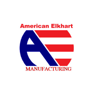 American Elkhart mfg logo