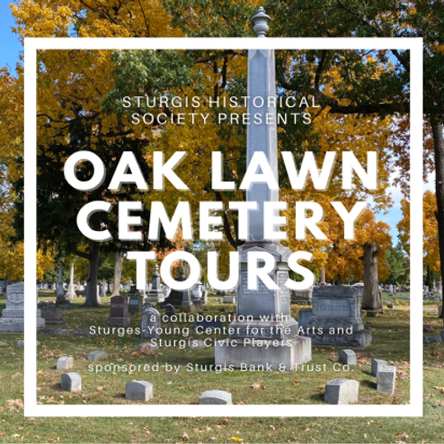 Cemetery Tour: Oct 16 Group A