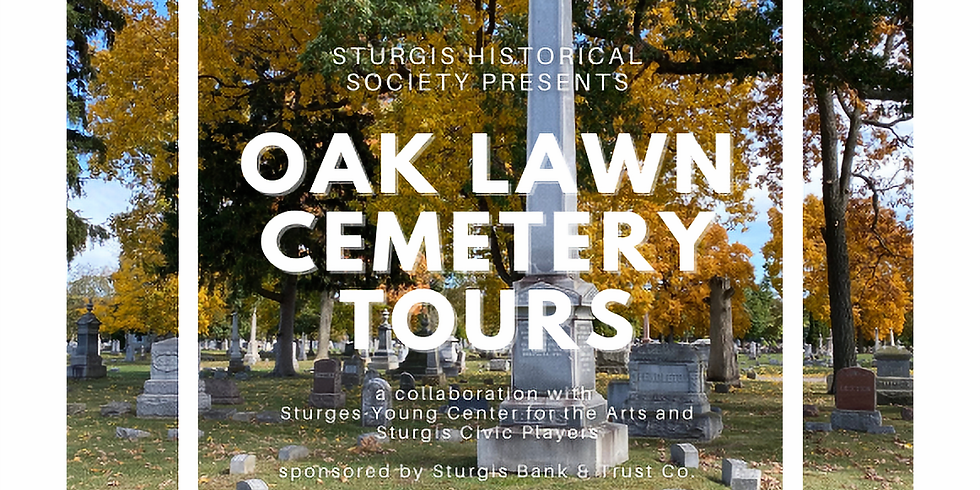 Cemetery Tour: Oct 16 Group B