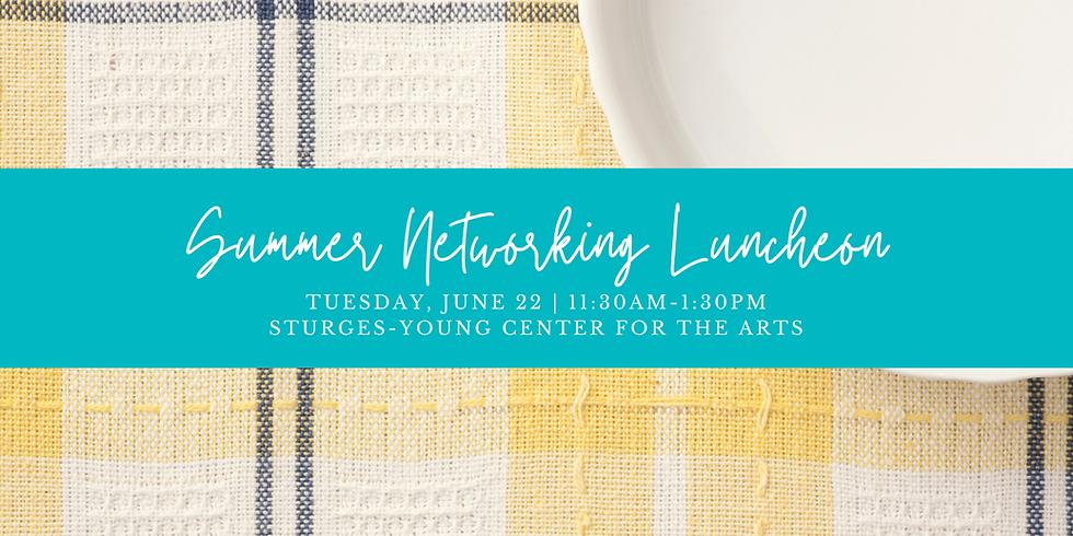 Summer Networking Luncheon