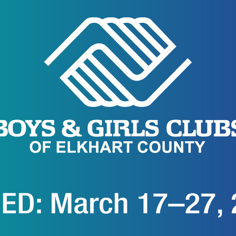 Boys & Girls Clubs of Elkhart County will begin a two-week shutdown of operations beginning tomorrow