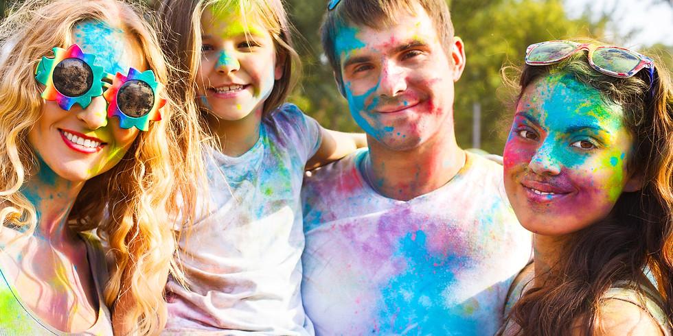 Colors for Kids Family Fun Run & Walk