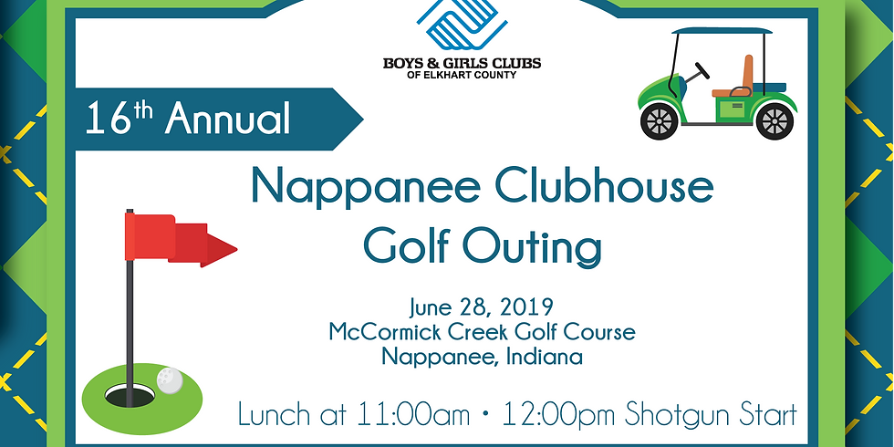 Nappanee Clubhouse Golf Outing