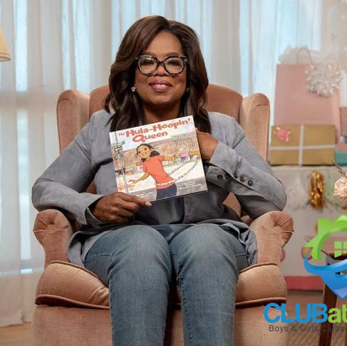 Celebrity Read Aloud - Oprah Winfrey