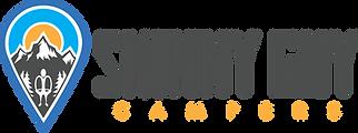 Skinny Guy Campers Logo