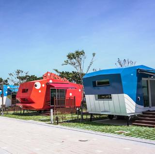 울산 강동 오토캠핑장