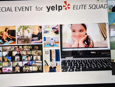 Flushing Meditation Meets Yelp Elite Squad