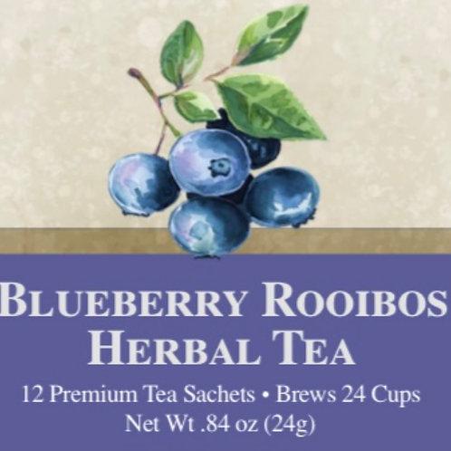 Blueberry Rooibos Herbal Tea