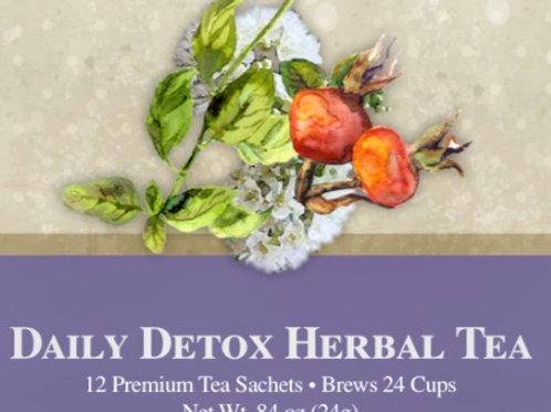 Daily Detox Herbal Tea