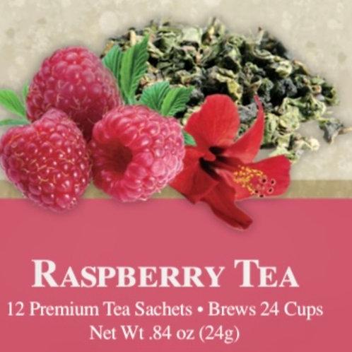 Raspberry Bouquet Oolong Tea