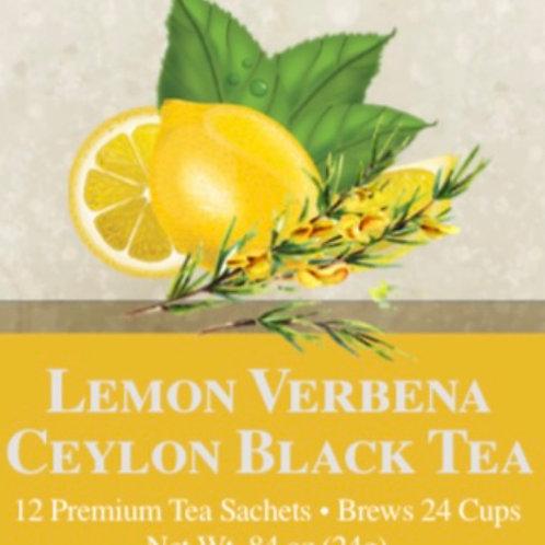 Lemon Verbana Ceylon Black Tea