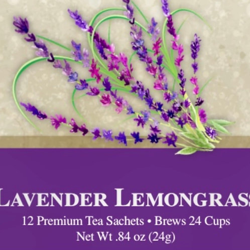 Lavendar Lemongrass Tea