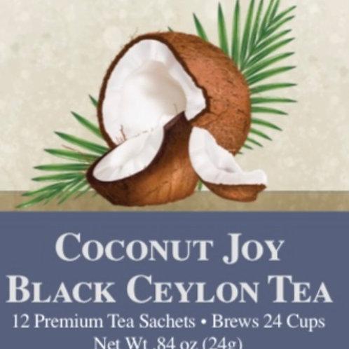 Coconut Joy Black Ceylon Tea