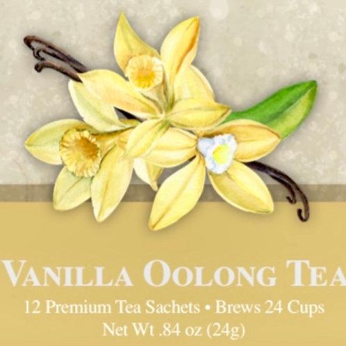 Vanilla Oolong Tea