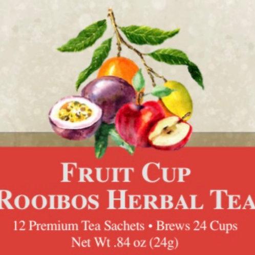 Fruit Cup Rooibos Herbal Tea