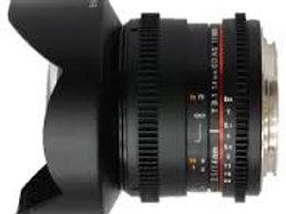 Samyang 14mm T3.1 Asph IF II MC CS VDSLR (Sony E)