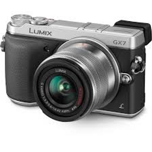 Panasonic Lumix DMC-G7 14-42mm Silver