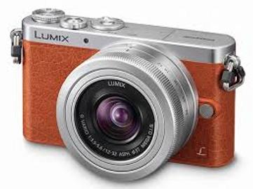 Panasonic Lumix DMC-GM1 12-32mm Orange