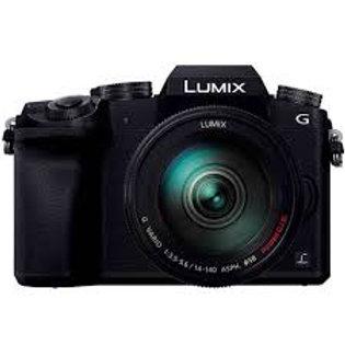 Panasonic Lumix DMC-G7H 14-140mm II Black