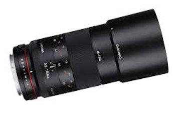 Samyang 100mm F2.8 ED UMC Macro (Canon)